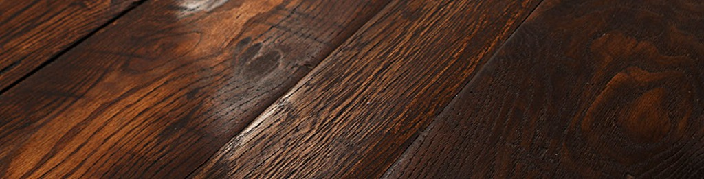 Reclaimed Kendall Road Flooring - Mixed Reclaimed Oak flooring with natural face and texture, custom sanded and finished with a an oil finish