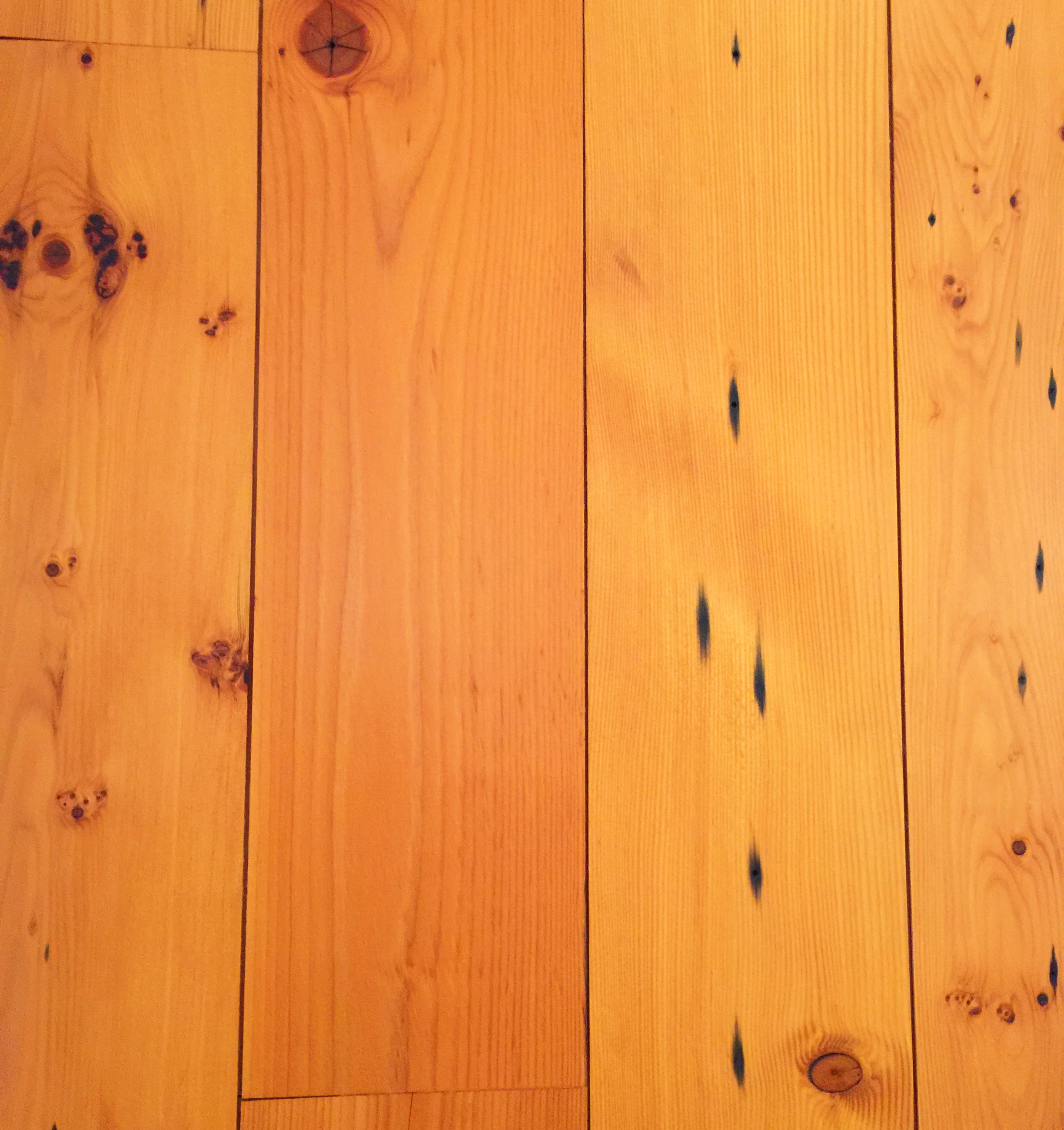 Reclaimed Douglas Fir Flooring with Tung Oil Finish