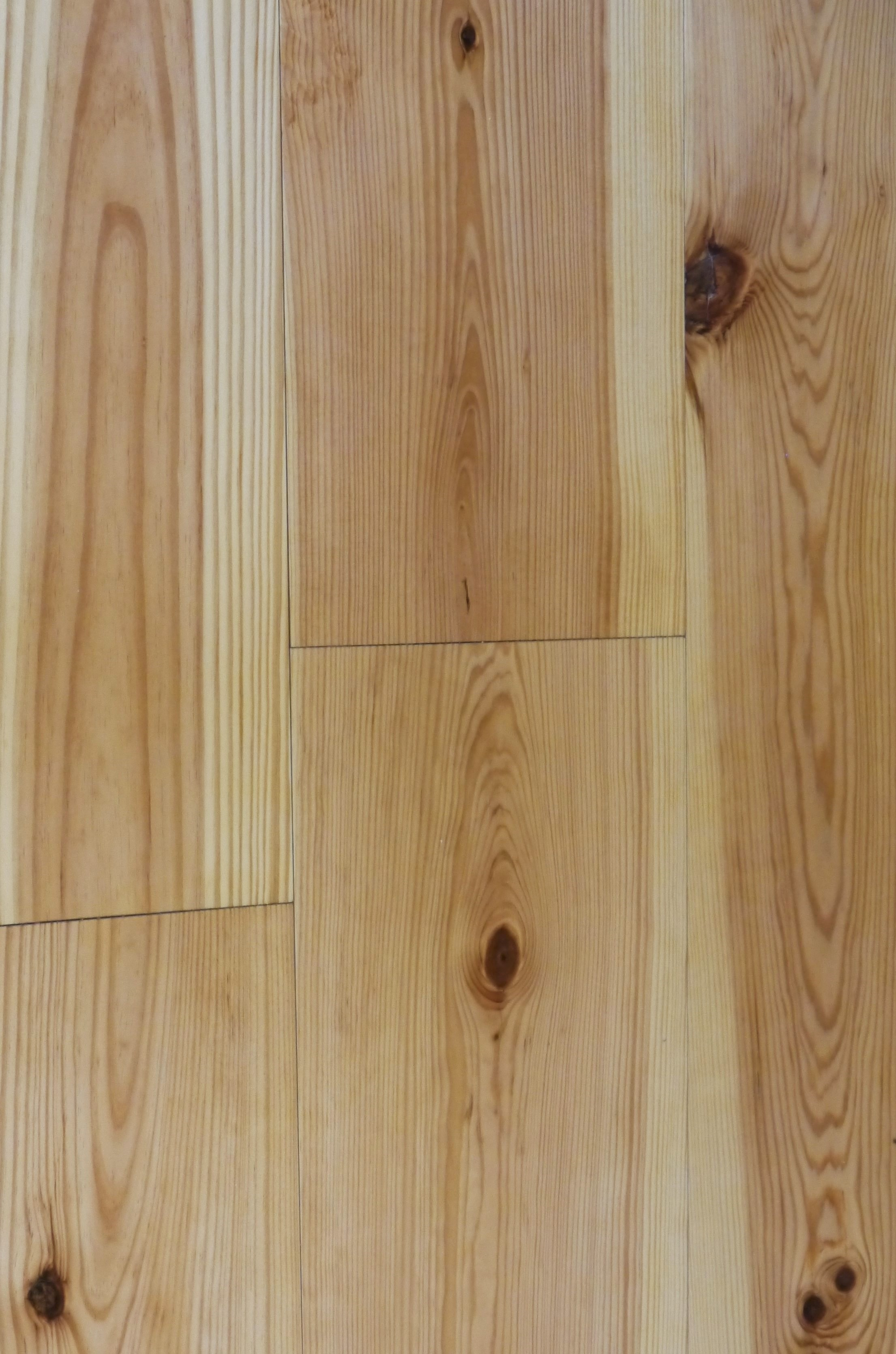 Classic Wide Plank Hear Pine Flooring