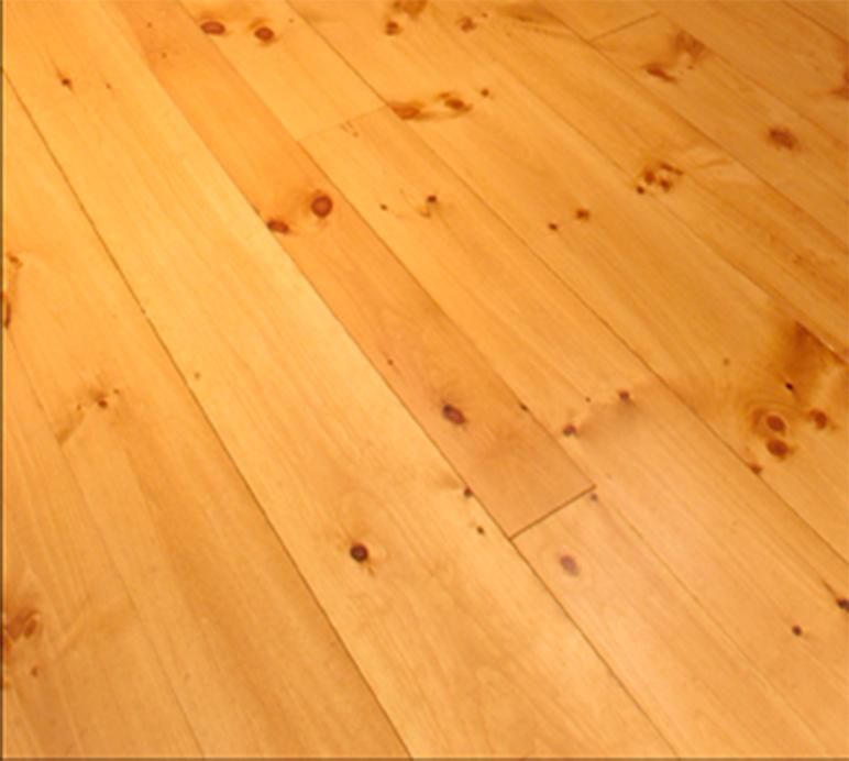 Clic Plank Eastern White Pine Floooring